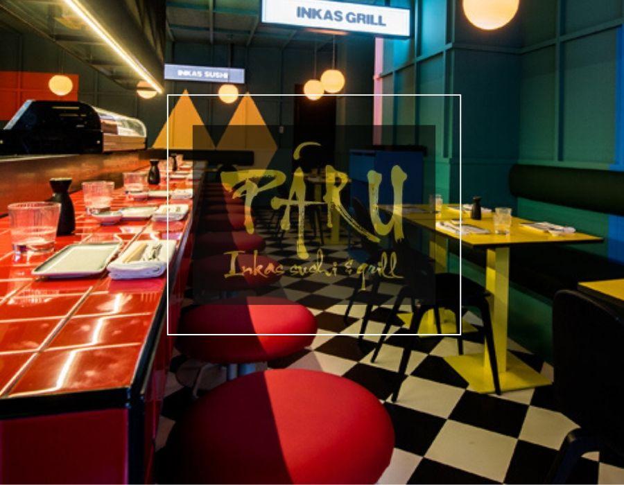 Sala del Restaurante Páru
