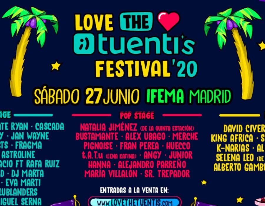 Cartel Festival Tuentis