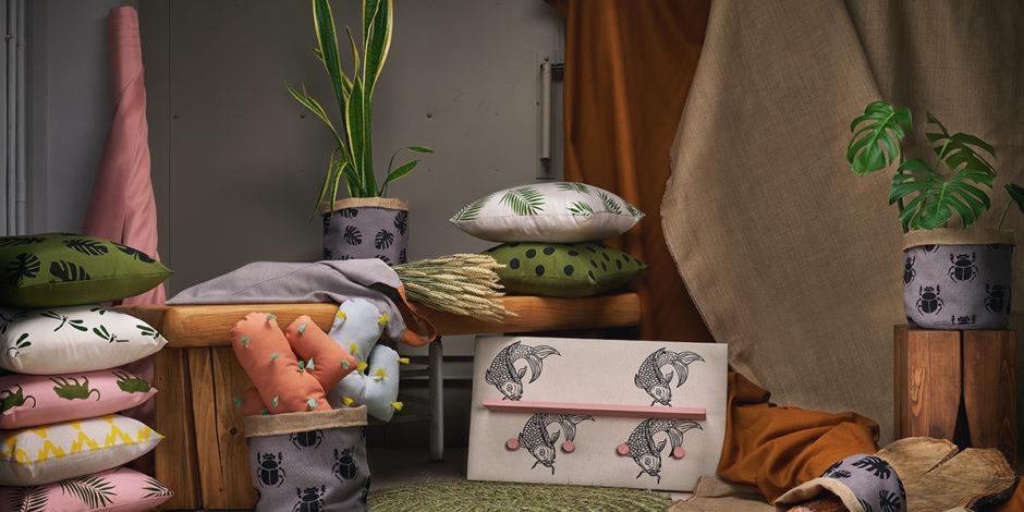 Mono Estudio: decoración hecha a mano