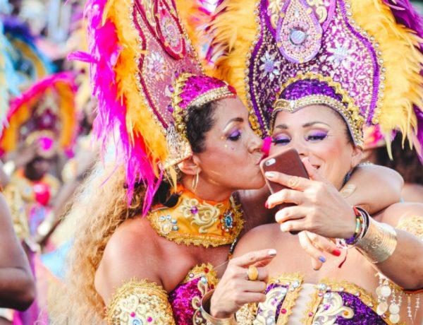 carnavales del mundo