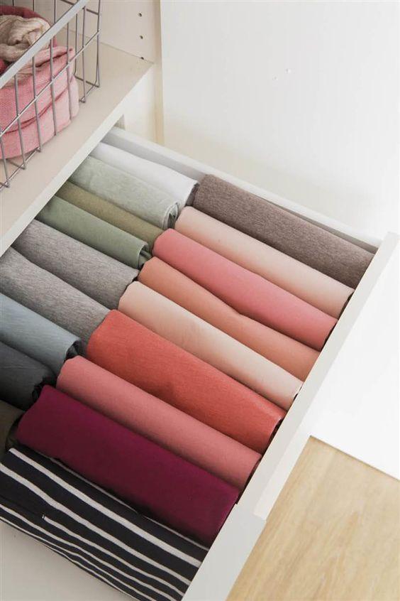 Aplica el método Marie Kondo en tu habitación: cajas organizadoras