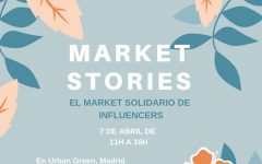 Market Stories: el mercadillo solidario de influencers