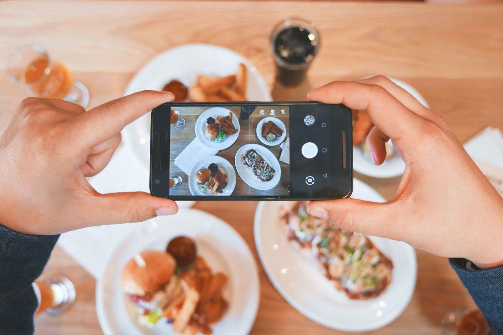 Fotos a la comida