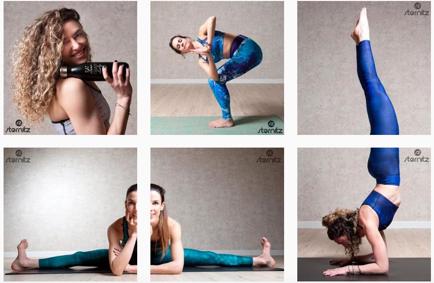 ropa de yoga Sternitz
