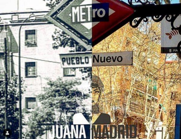 Salsa brava Juana Madrid