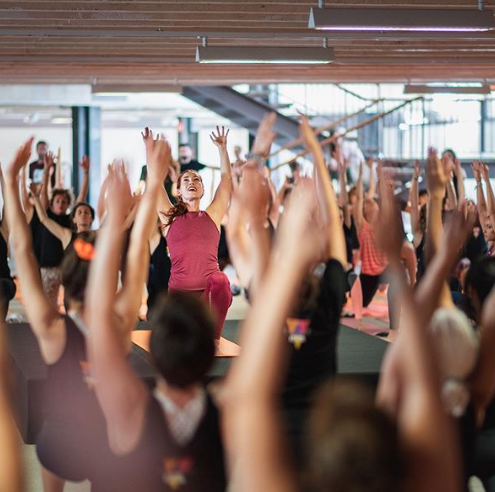 PLANES CLANDESTINOS CON SECRET YOGA CLUB