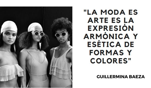 Nueva colección Guillermina Baeza