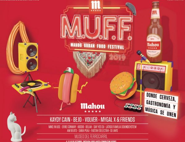 Mahou Urban Food Festival, el planazo que marida música, gastronomía y cerveza para despedir el verano en la capital