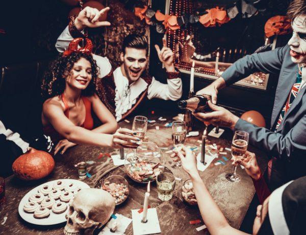disfraces de halloween fáciles