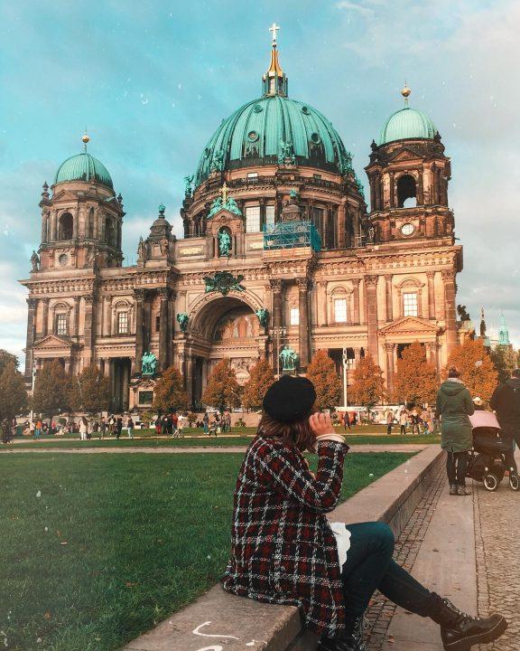 Berliner Dom (Catedral de Berlín) - Foto: @alexgoonzalez13