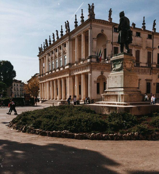 Palazzo Chiericati   Foto: @alexgoonzalez13