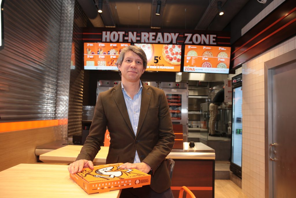 Emilio Lliteras, director de Fresh Foods Operators |Foto: LCP.
