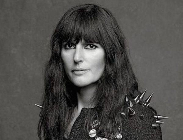 Virginie Viard, directora creativa de Chanel | Foto: Pinterest.