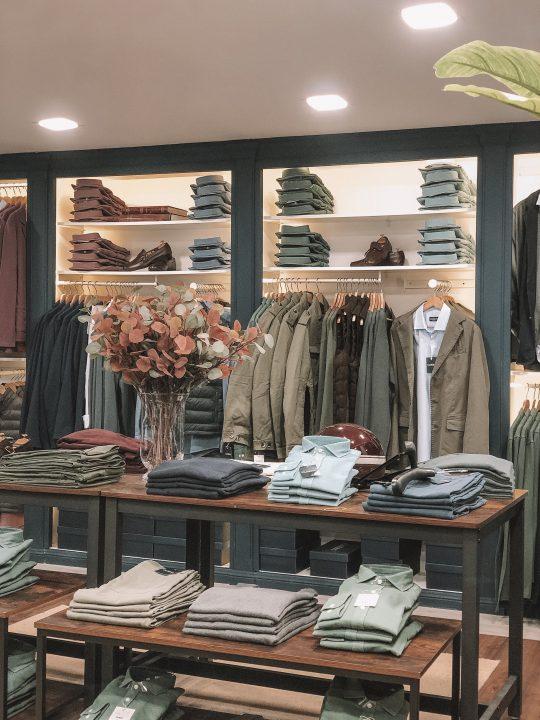 Nueva tienda de CloKing (Calle Lagasca, 67) |Foto: CloKing.