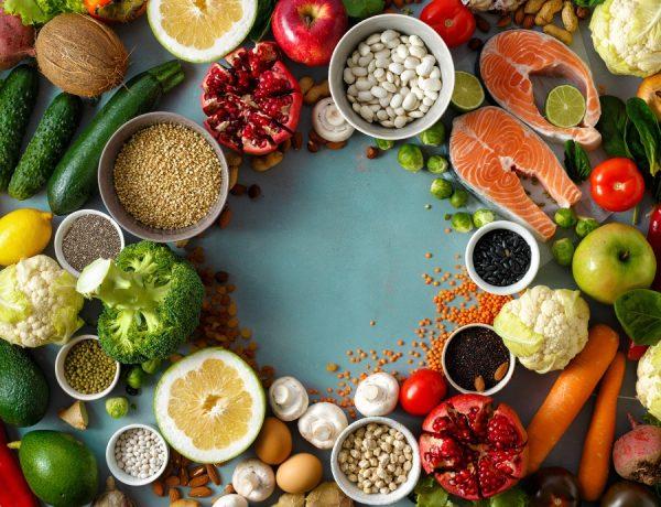 Comida saludable con Natural Athlete