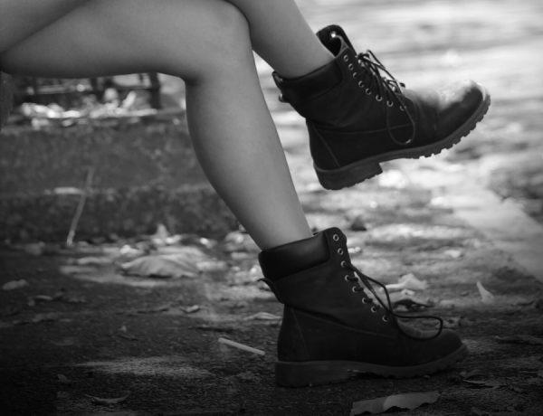 tendencia combat boots