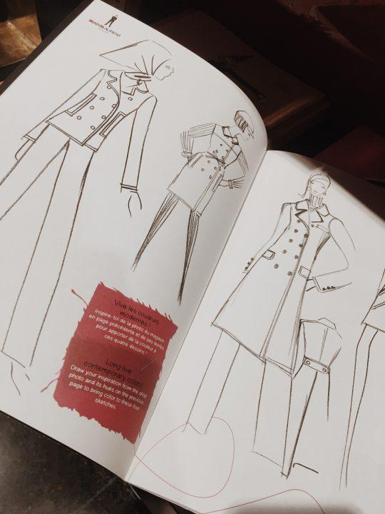 Dibujos del diseñador