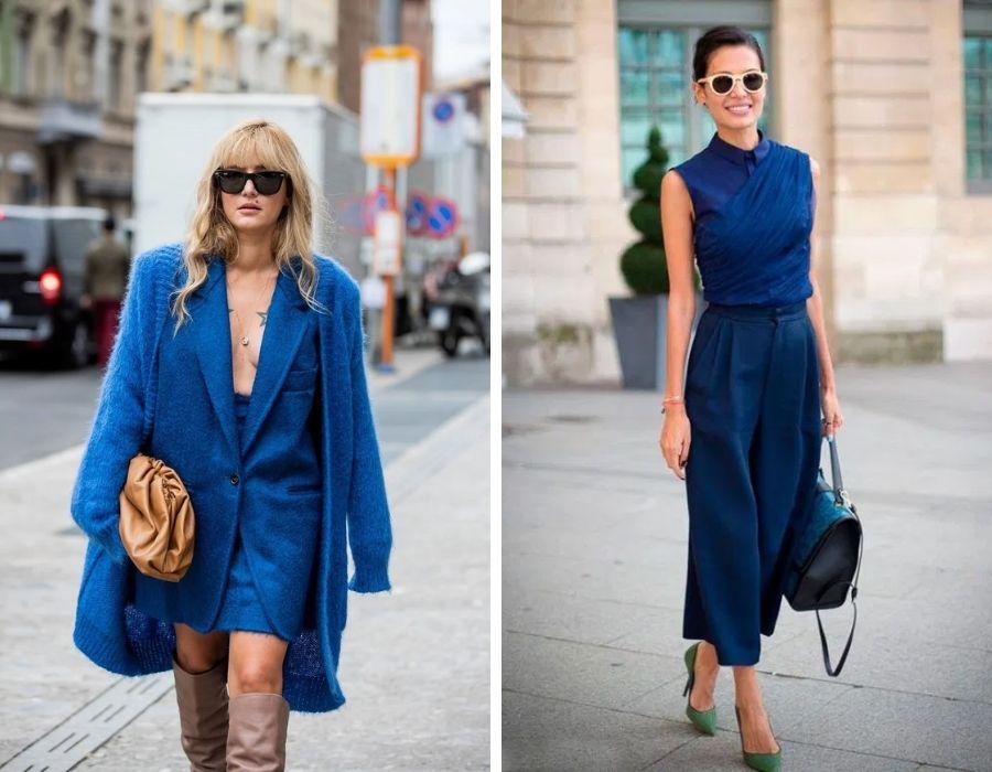 El azul clásico, nuevo color Pantone del 2020  Foto: Pinterest.