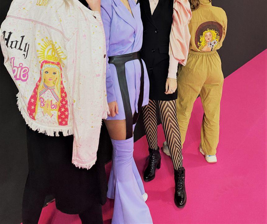 Looks originales de chicas con moda artesana / Foto: @garasevilla