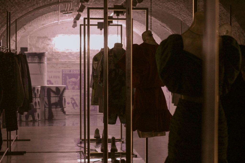 Showroom Pull&Bear / Foto:@mel_veintitres