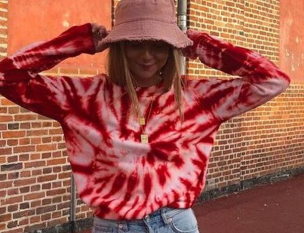 El estampado tie-dye, la tendencia que te volverás a poner en verano  Foto: Pinterest.