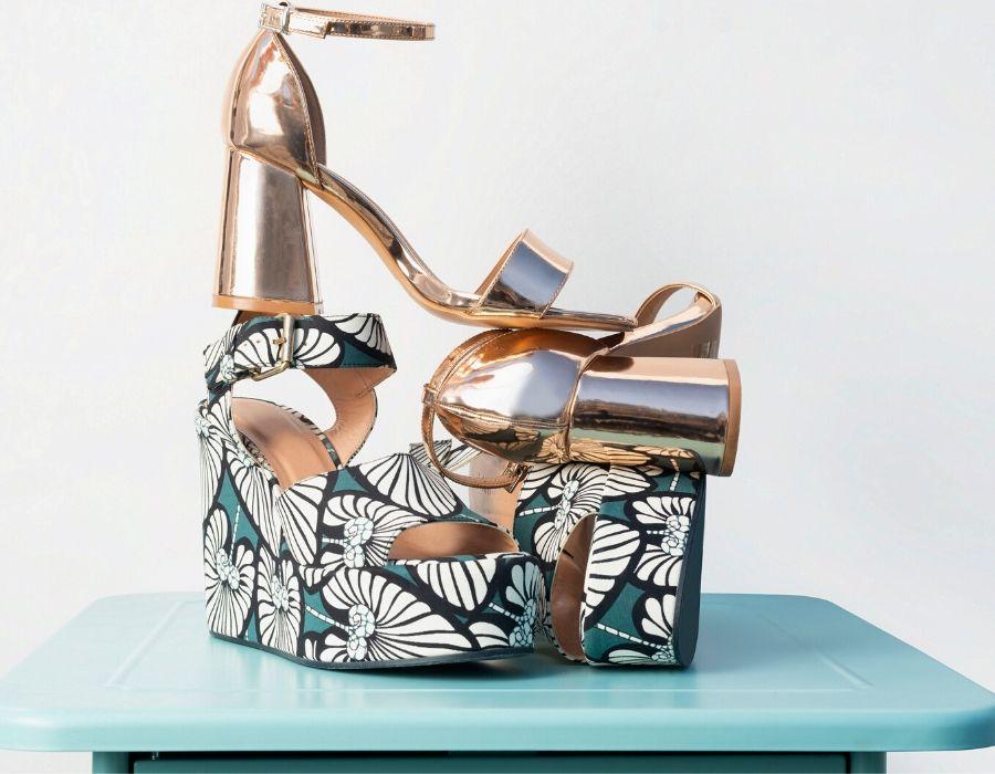 Venta de calzado en Percentil
