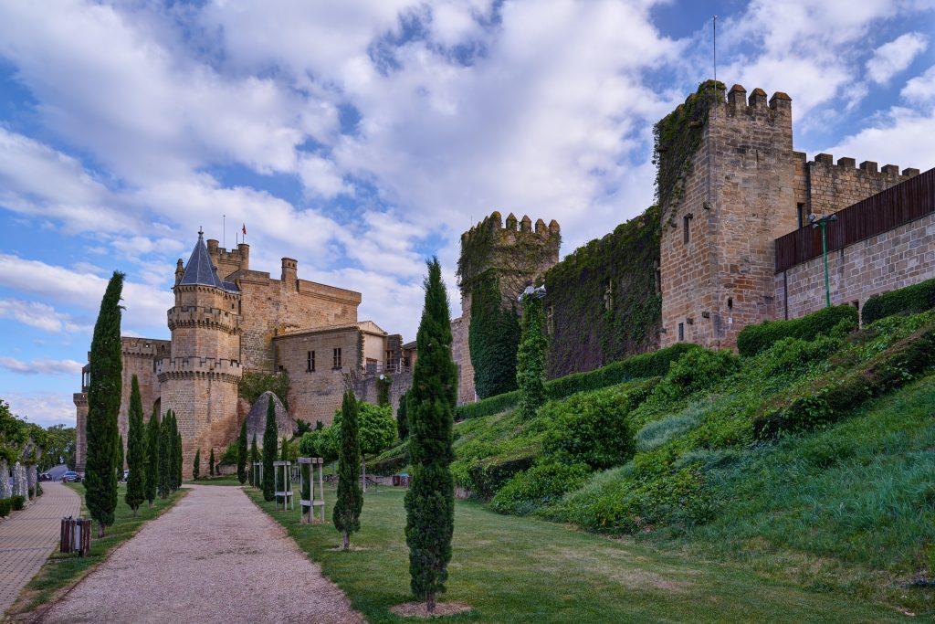 Castillo y Parador