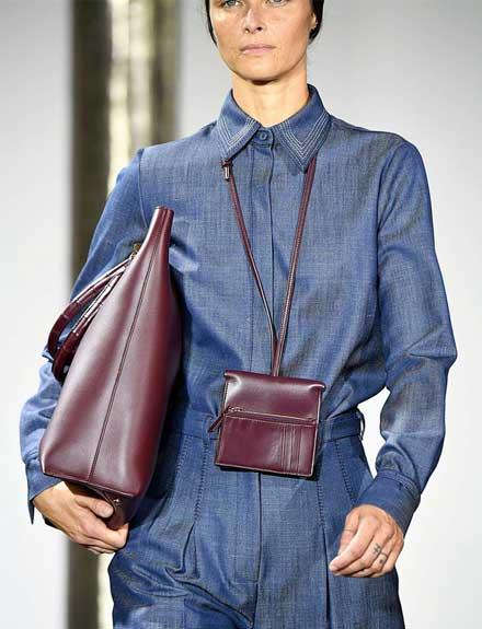 Tendencia dos bolsos