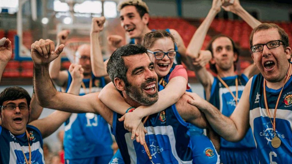 Campeones, una de las películas gratis de RTVE