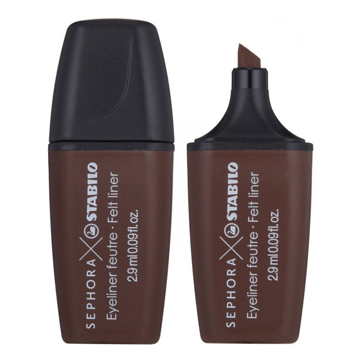 Sephora x Stabilo marrón