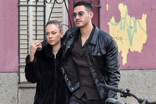 parejas de moda